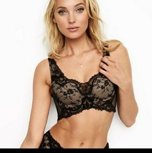 NWT Victoria's Secret bra 32D Dream Angels Demi br